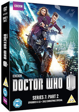 Series 7 Part 2 DVD Details | Doctor Who TV | Master of My Domain | Scoop.it