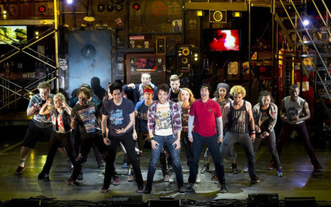American Idiot comes to the Kauffman Center for Performing Arts - examiner.com | OffStage | Scoop.it