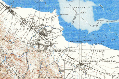 This Amazing Collection of Historical Maps Just Got Easier to See | WIRED | Educational Technology and Beyond | Scoop.it