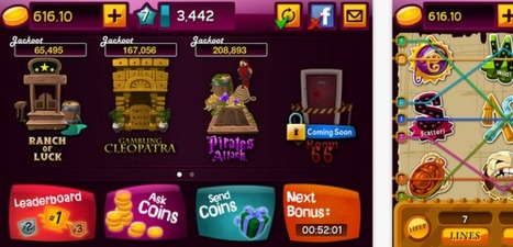 [Mandala Games] La start-up nantaise fait entrer l'argent dans le social gaming! | Actualité des start-ups et de l' Entrepreneuriat sur le Web | Scoop.it