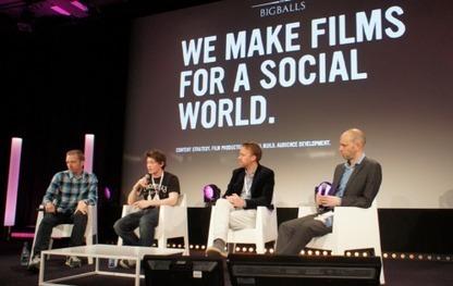 Liveblog: Creating Killer Social Experiences | | MIPBlog | screen seriality | Scoop.it