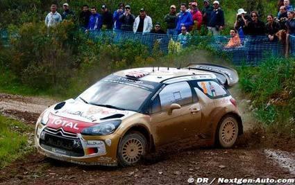 Rallyes WRC - Infos - La quête sarde de Citroën Racing | Nextgen ... | Auto , mécaniques et sport automobiles | Scoop.it