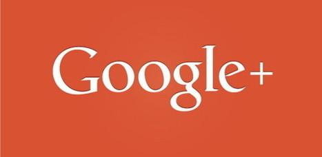 Google+ n'exige plus les vrais noms | Social Media | Scoop.it