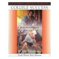 Student Athletes Guide to College Success: Peak Performance in Class and Life | South Dakota Soccer | Scoop.it