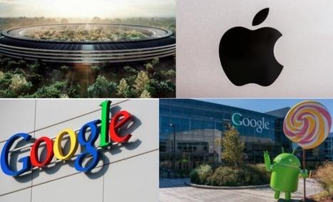 Apple, Google and the evolving economics of energy   Inspiring Sustainable ICT   Scoop.it