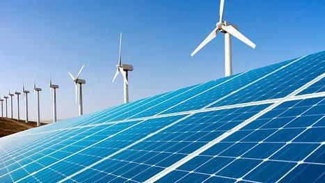 Historique : le prix des énergies renouvelables s'effondre pour de bon ! | News we like | Scoop.it
