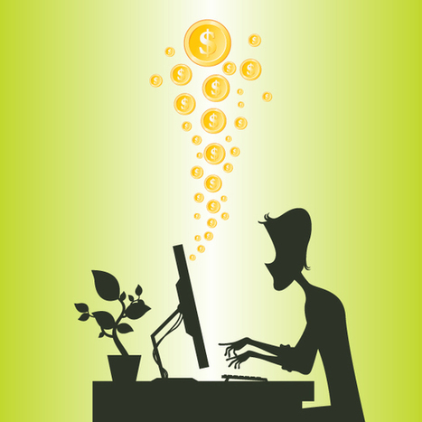 How to Turn Your Blog into a Money Maker | Online marketing | Scoop.it