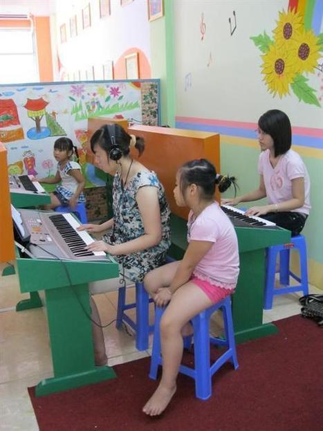 Học vẽ tại Hà Nội   Học guitar tại Hà Nội   Học organ tại Hà Nội   group 1 đổi 1   Scoop.it