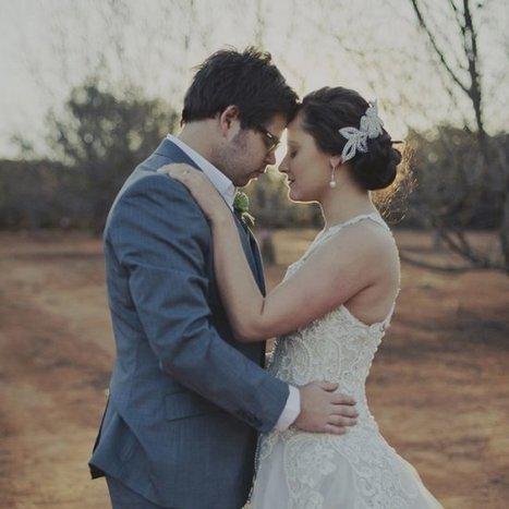 Powder Blue, Lace & Succulents | Wedding | Scoop.it