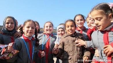 Fernsehen für Syriens Kinder | Nah-/Mittelost | DW.DE | 13.03.2014 | Political Communication Water in Jordan | Scoop.it