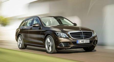 Mercedes-Benz C-Class | Mercedes-Benz Picture | Scoop.it