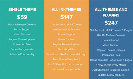 InkThemes Review - Sparkle Up Your WordPress Website | ABCD Blogging | Scoop.it