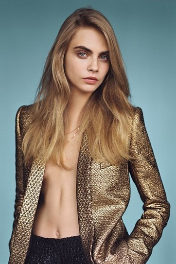 Why Cara Is Not The New Kate | Tokyo James | Scoop.it