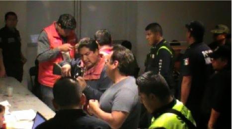 Ejército Mexicano revisa armas de policías de Ecatepec | Seguridad Metropolitana | Scoop.it