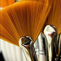 Makeup Brush Breakdown: The Fan Brush | Make up - brushes | Scoop.it