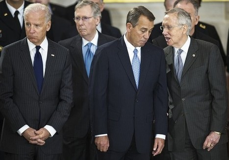 Surprised? Current U.S. Congress Will Likely Go Down in History as Most Unproductive Since 1940s | TheNews | Scoop.it