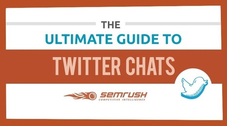 The Ultimate Guide to Twitter Chats by SEMrush [Free PDF] | Social Media Marketing Superstars | Scoop.it
