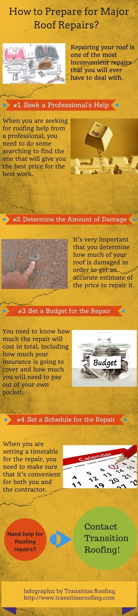 How To Prepare For Major Roof Repairs? | Austin Roofing Experts | Scoop.it