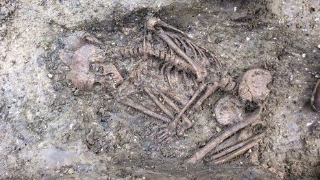Bronze Age child's skeleton discovered at Pewsey Vale dig - BBC News | Arts and humanities research | Scoop.it