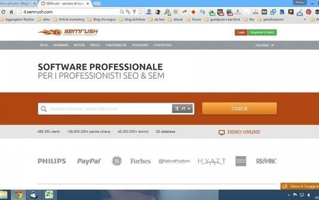 Semrush, come monitorare la tua posizione su Google | Seo, web marketing e amenità varie | Scoop.it