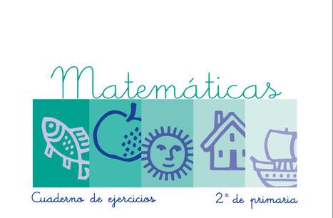Cuaderno Matemáticas 2 | Recursos matemáticas primaria | Scoop.it