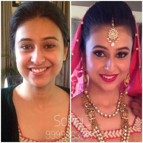 Best Makeup Tips Every Indian Bride Must Know | Pay4paper | Scoop.it