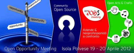 Open Opportunity: 19-20 Aprile 2012, Isola Polvese   Binterest   Scoop.it