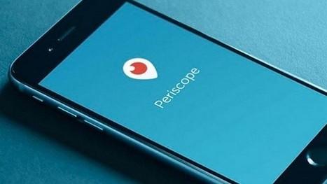 5 conseils pour utiliser Periscope et créer des vidéos en direct - Geek Junior - | Veille TICE (ressources, infos, etc.) pour les profs de FLE | Scoop.it