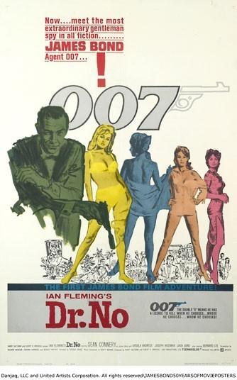 James Bond: 50 Years of Movie Posters - Telegraph | education | Scoop.it
