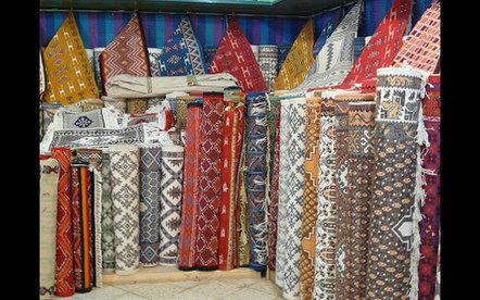 La Presse de Tunisie - le-tapis-artisanal-en-vedette | 59622 | 15122012 | Foire nationale du tapis et tissages traditionnelles | Scoop.it