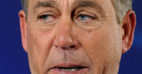 Boehner: 'I Don't Want to Live in a World Where Seven Million People Get Affordable Health Care' | Saif al Islam | Scoop.it