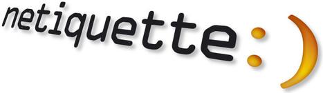 Netiquette Twitter, Facebook, courrier électronique, téléphone portable… | e-reputation_netiquette | Scoop.it