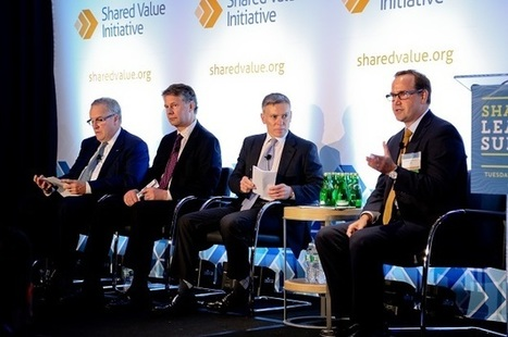 The Role of Shared Value in Partnerships | Shared Value Initiative | Inclusive Business in Asia | Scoop.it