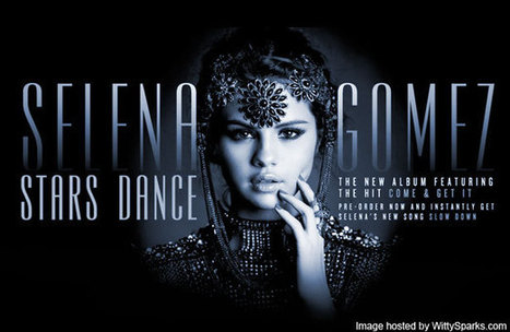 Selena Gomez inspired by bhangra for her new album come and get it!   Witty Sparks   Celeb Buzz   Scoop.it