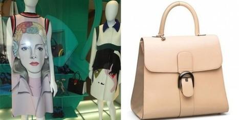 Dagli abiti Prada alle borse Delvaux, da Davinci il paradiso della moda | Moda Donna - sfilate.it | Scoop.it