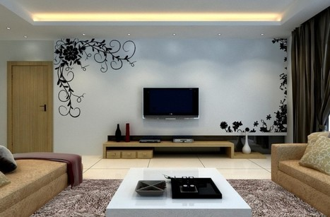 How to Decorate Your Living Room? | Best Emmas Design | Scoop.it
