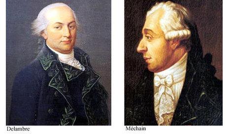 19 septembre 1749 naissance de Jean-Baptiste Joseph Delambre | Racines de l'Art | Scoop.it