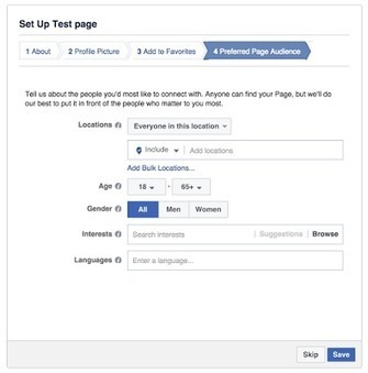 A Step by Step Guide to Help Teachers Create Facebook Pages for Their Classes ~ Educational Technology and Mobile Learning | Edtech PK-12 | Scoop.it