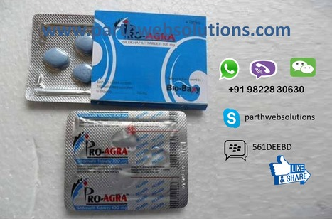 Pro-Agra (Sildenafil Citrate) | Pharmacy Dropshipping | Scoop.it