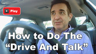 """Driving While Filming – How to Do the """"Drive and Talk"""" 