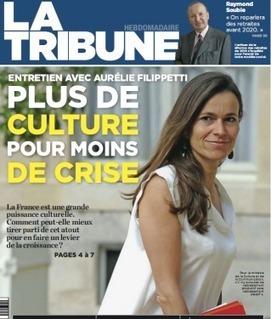 La Tribune : journalistes remplacés par des communicants   Les médias face à leur destin   Scoop.it