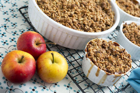 Gluten Free Apple and Blackberry Crumble Recipe | Gluten Free Food | Scoop.it