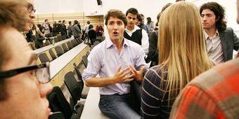 Justin Trudeau, un Kennedy à la canadienne? - L'Express | Politique fédérale-Canada | Scoop.it