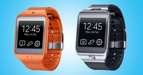 Samsung Gear 2 Smartwatch Arrives, Bringing a Friend | Technology and Gadgets | Scoop.it