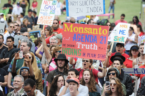The March to Stop Monsanto: Taking Back Our Food, Our Farms, Our Democracy and Our Planet | March Against Monsanto GMO | Scoop.it