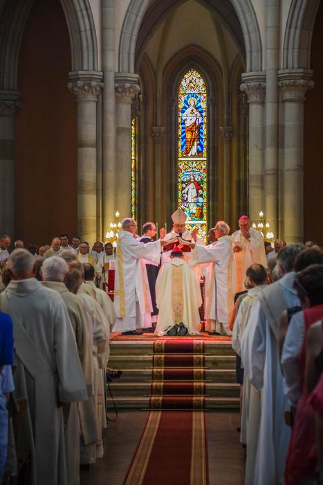 Photos Ordination Mgr Blanchet | Voir et prier | Scoop.it