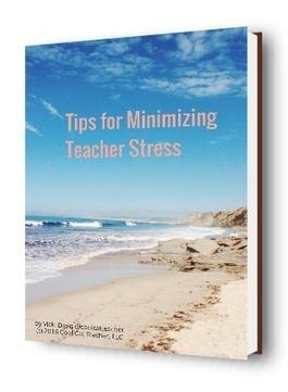 Tips for Minimizing Teacher Stress [ebook] | Durff | Scoop.it