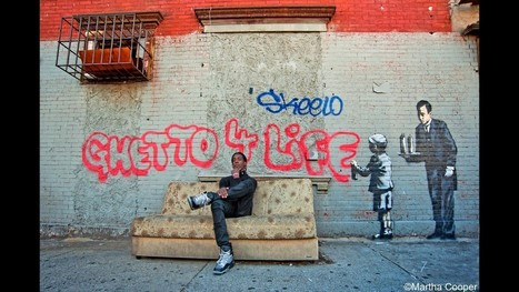 40 years of street art photography with Martha Cooper - CNN.com | Share Some Love Today | Scoop.it