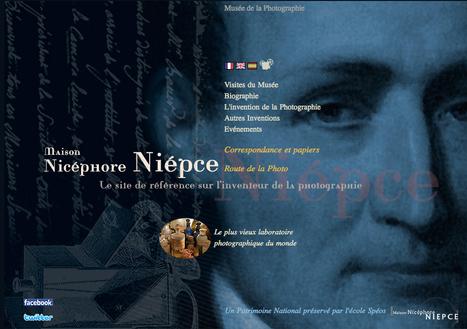 1839 : date officielle de l'invention de la PHOTOGRAPHIE // NIEPCE ET DAGUERRE   LE CINÉMA D'ANIMATION (1) - Comment tout a commencé ?   Scoop.it