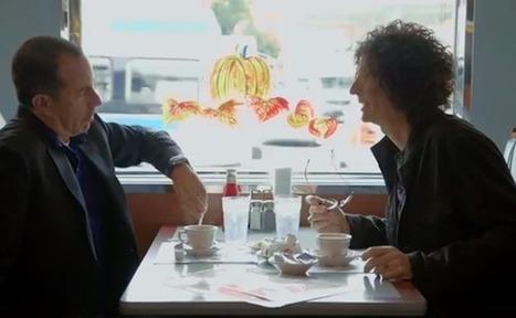 Watch: Howard Stern on 'Comedians in Cars Getting Coffee ... | Howard Stern | Scoop.it